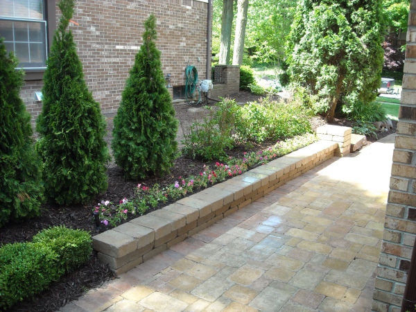 stone paver  patio 3 birmingham michigan