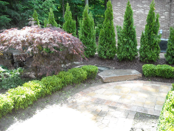 stone paver  patio birmingham michigan