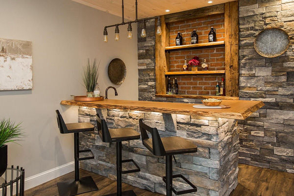 Stone Veneer Installation Contractor in Michigan