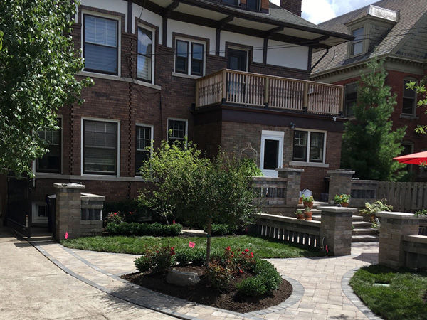 Paver Patio - Detroit Michigan