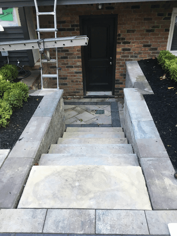 Pavers and steps Bloomfield Township MI
