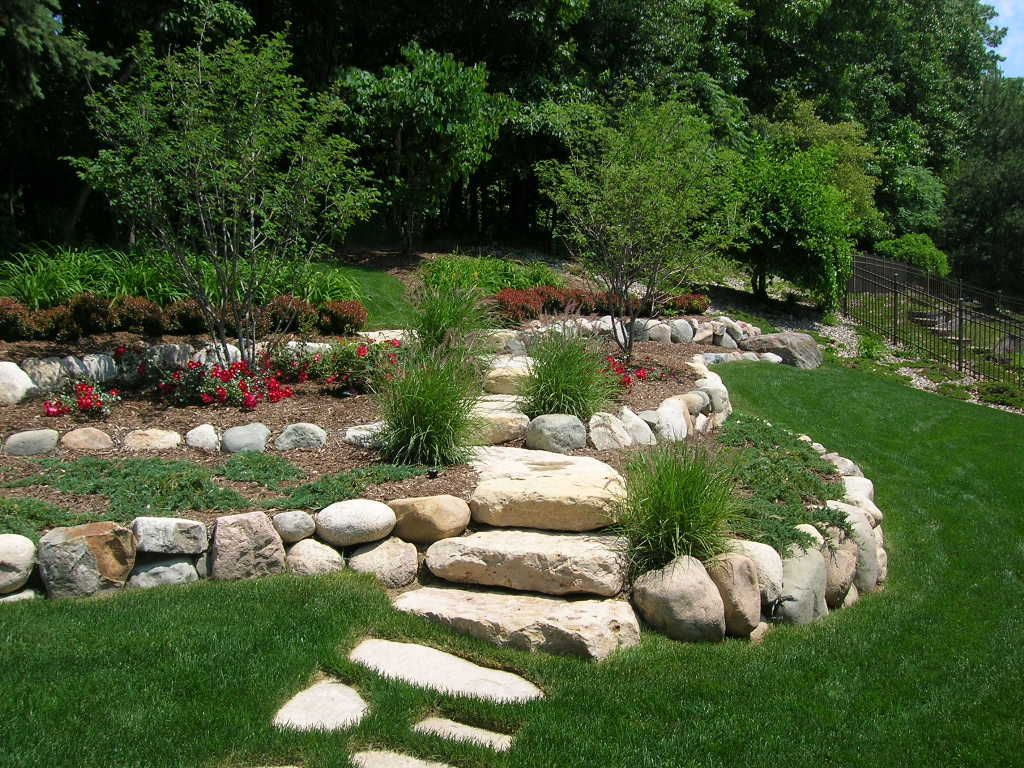 Michigan Retaining Wall Design and Installation
