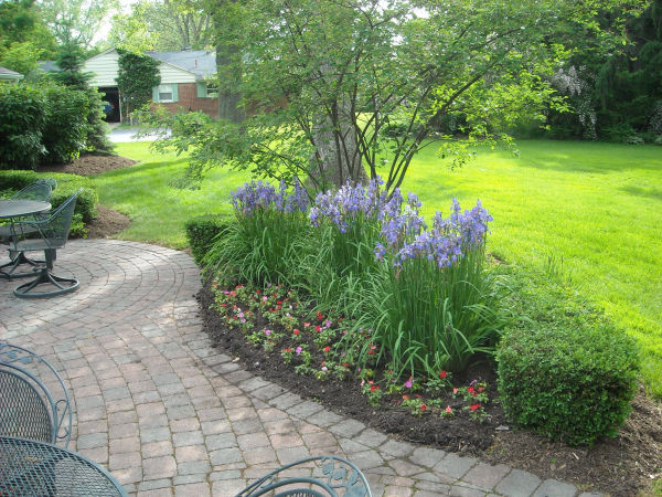pavers and landscape design