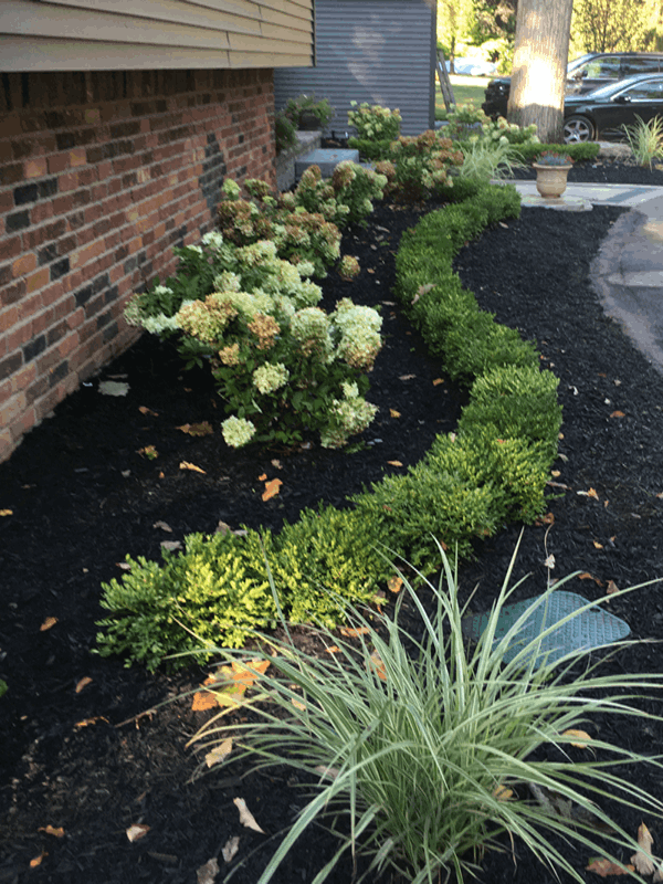 Landscaping Installation Bloomfield Township Michigan
