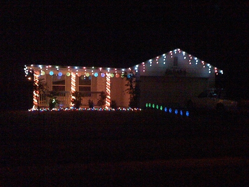 christmas lights michigan