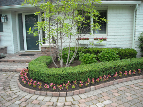 Bloomfield Michigan Brick Pavers