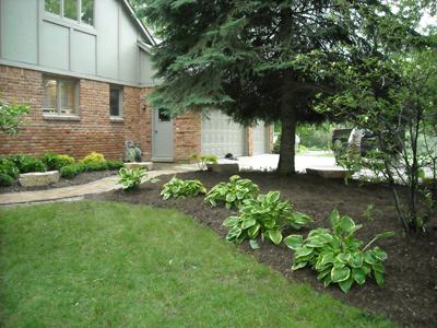 Michigan Landscape Design Services Plymouth Mi