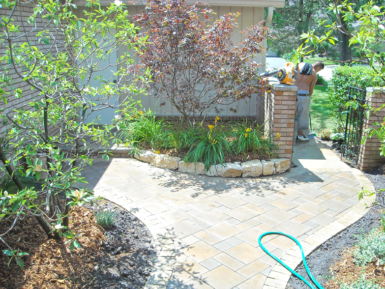 Yes landscaping custom pictures of landscaping using for Landscape design michigan