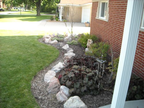 Bloomfield Township Michigan Landscaping