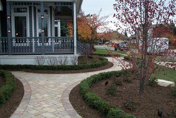 michigan landscape design